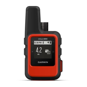 Garmin inReach Mini, orange - kompaktes Satelliten-Kommunikationsgerät