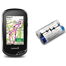 Garmin Oregon 700 + Akkupack