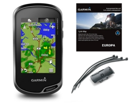 Garmin Oregon 700 Fahrrad Bundle
