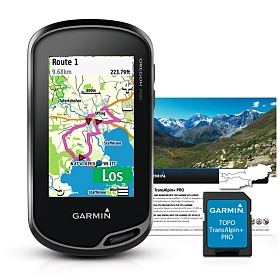 Garmin Oregon 700 + Topo TransAlpine+ PRO