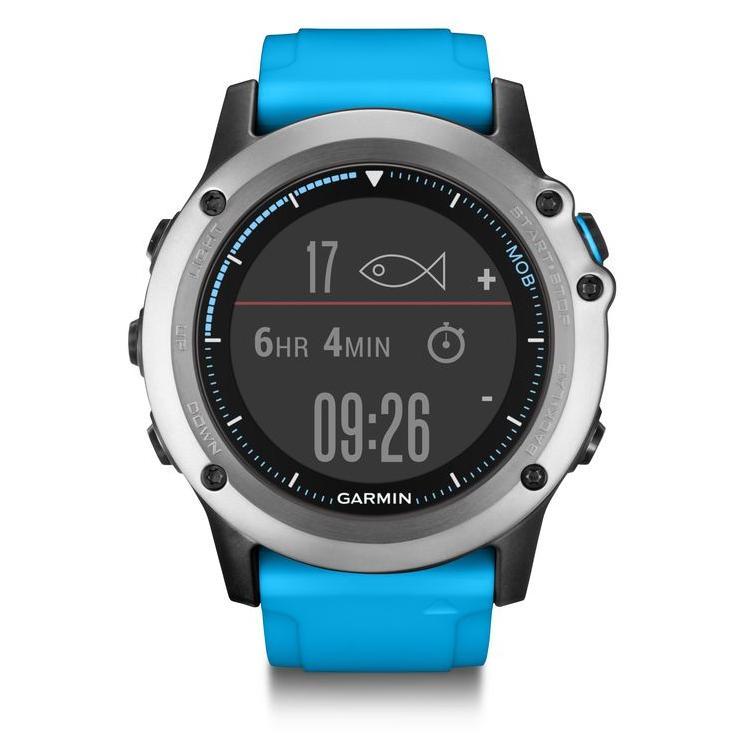 garmin quatix 3 smartwatch mit marinefunktionen pda max. Black Bedroom Furniture Sets. Home Design Ideas