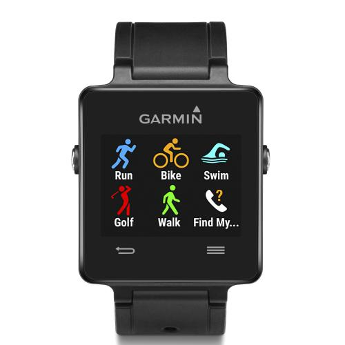 garmin vivoactive schwarz die smarte multifunktions uhr f r sport freizeit und beruf pda max. Black Bedroom Furniture Sets. Home Design Ideas