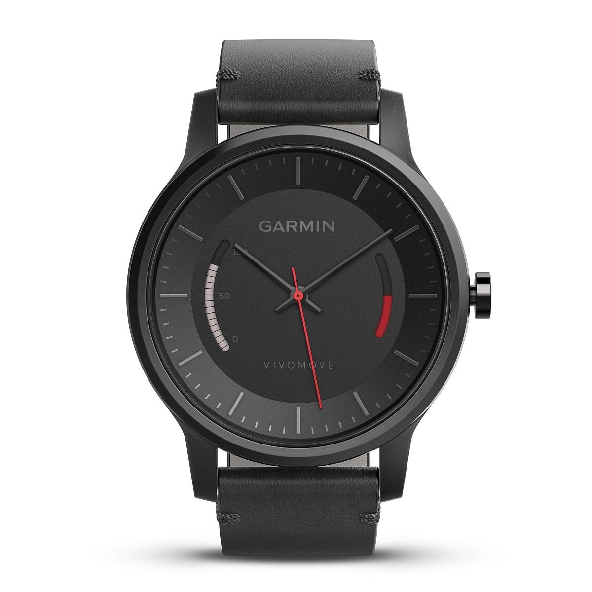 garmin vivomove classic schwarz fitnesstracker zur. Black Bedroom Furniture Sets. Home Design Ideas