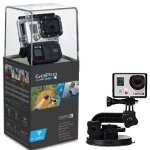 Bild von: GoPro HERO3 Black Edition (Outdoor Cover) + Suction Cup Mount (Saugnapfhalterung)