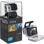 Bild von: GoPro HERO3 Black Edition (Outdoor Cover) + LCD Touch BacPac (Aufsteckbarer LCD Touchscreen)