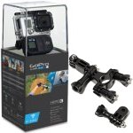 Bild von: GoPro HERO3 Black Edition (Outdoor Cover) + Seatpost Mount Ride HERO (Rohrhalterung)