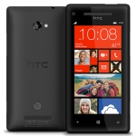 Bild von: HTC Windows Phone 8X, schwarz mit Windows Phone 8 OS (ohne Branding, ohne SIM-Lock)