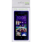 Bild von: HTC original Displayschutzfolie (2 St�ck), SP P870 f�r HTC Windows Phone 8X