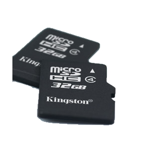 Kingston microSDHC Speicherkarte 32 GB (Klasse 4)