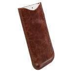 Bild von: Krusell Tumba Mobile Pouch 3XL, Vintage Brown (95415) f�r HTC One XL