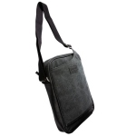 Bild von: Krusell Uppsala Tablet Bag / Shoulderbag schwarz (71231) f�r Samsung Galaxy Note 8.0
