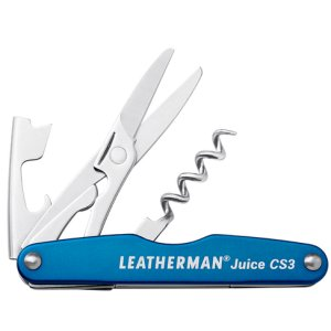 Leatherman Juice CS3, blau - 4in1 Multi-Tool