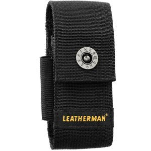 Leatherman Nylon Holster mit 4 Fächer, Medium LTG934932 für Leatherman Wave