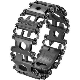 Leatherman Tread Inch schwarz - 29in1 Multi-Tool-Armband