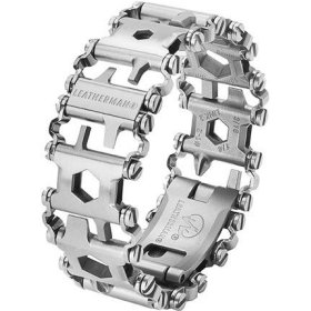 Leatherman Tread Inch silber - 29in1 Multi-Tool-Armband