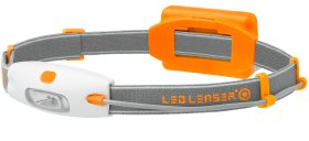 Ledlenser NEO orange - LED Stirnlampe mit 90 Lumen