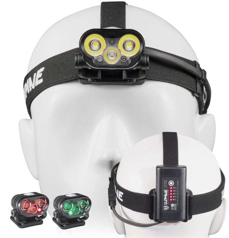 Lupine FrontClick Halter Piko Stirnlampen Zubeh/ör