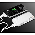 Bild von: Technaxx LED Power Bank TX-15 in weiss f�r Samsung Galaxy Note 8.0