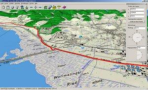 Topographische Karte Nrw.Magicmaps Interaktive Kartenwerke Nordrhein Westfalen 3d Ost