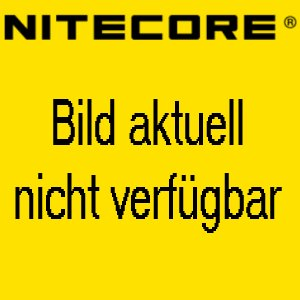 Nitecore TINI LED Schlüsselanhänger Lampe 380 lumen    Schwarz