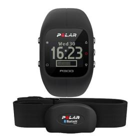 Polar A300 HR, schwarz - Fitness / Activity Tracker