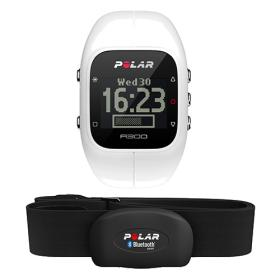 Polar A300 HR, weiß - Fitness / Activity Tracker
