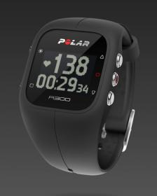 Polar A300, schwarz - Fitness / Activity Tracker