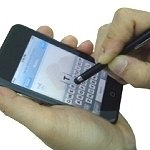 Bild von: Premium Eingabestift f�r PDAs, Smartphones, PNAs, iPhone, iPod Touch, alle Ger�te mit Touchscreen