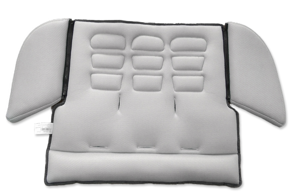 qeridoo sitzpolster f r kidgoo2 sportrex2 oder speedkid2 pda max. Black Bedroom Furniture Sets. Home Design Ideas