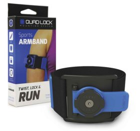 Quad Lock Sports Armband für Samsung Galaxy S3 Mini Value Edition I8200