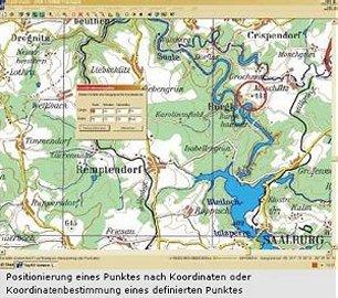 Topographische Karte Thüringen.Top50 Topographische Karte 1 50 000 Thüringen Pda Max