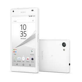 Sony Xperia Z5 Compact, wei�
