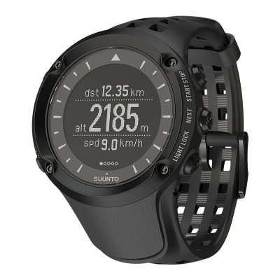 suunto ambit schwarz outdoor gps uhr pda max. Black Bedroom Furniture Sets. Home Design Ideas