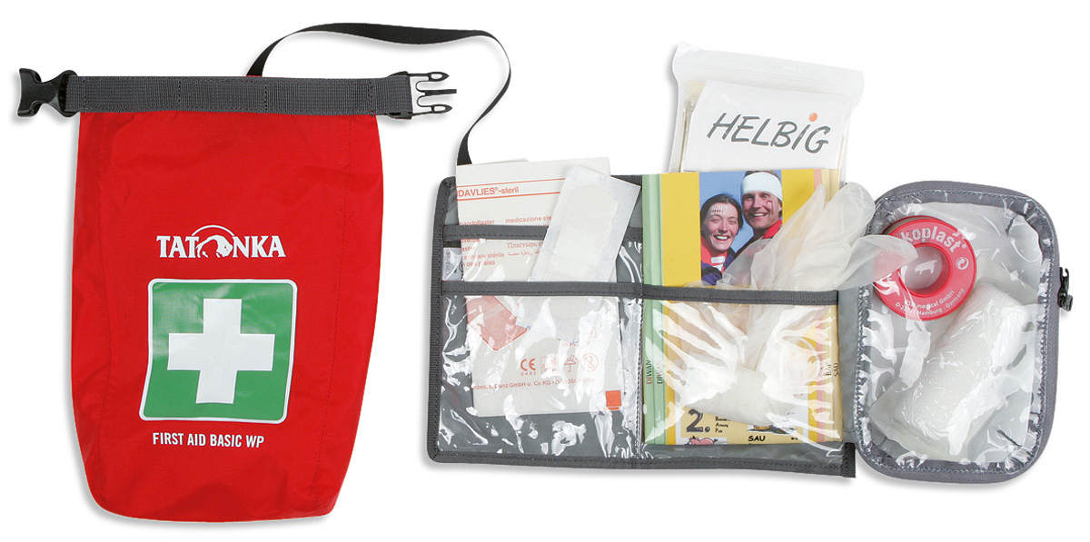 Tatonka First Aid M Erste-Hilfe-Tasche