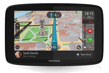 RICHTER Für TomTom GO 620 2016 Auto KFZ Halter Halterung HR