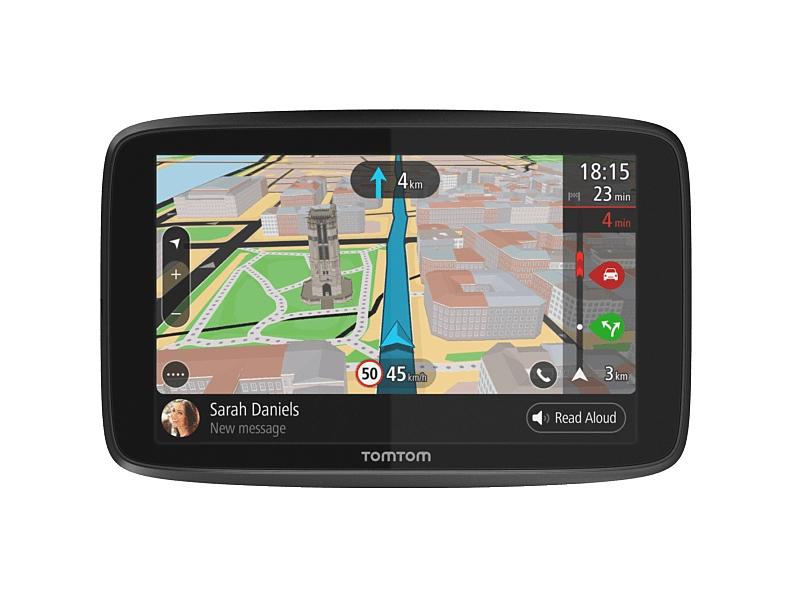 Tomtom Sd Karte Installieren.Tomtom Go 6200 World 6 Zoll Navigationsgerät Mit Weltweiten Karten
