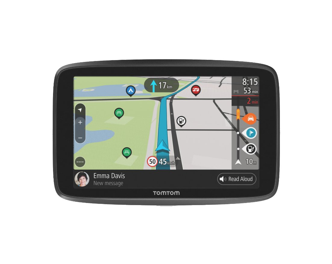 tomtom go camper world camper navigation pda max. Black Bedroom Furniture Sets. Home Design Ideas
