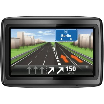 tomtom via live 120 mit kartenmaterial europa und hd traffic pda max. Black Bedroom Furniture Sets. Home Design Ideas